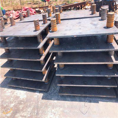 桥粱支座配套钢板 钢板橡胶支座 上下钢板 楔形钢板