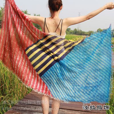 浙江围巾生产厂家-汝拉服饰,专业围巾生产定制厂家,可提供围巾设计