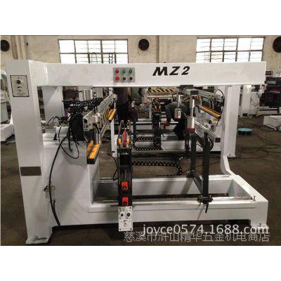 供应MZ2B双排多轴木工钻床