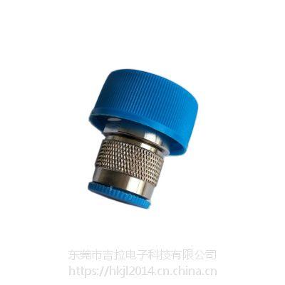 厂家供应RF头 DIN型母头转N型公头 射频同轴连接器
