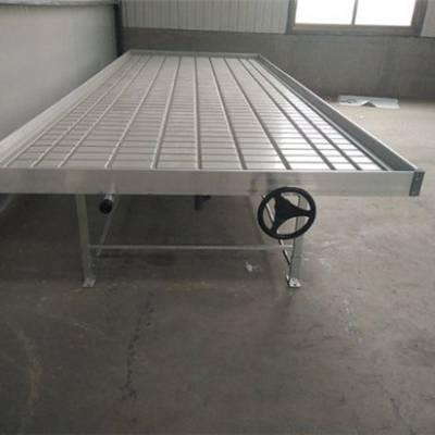 温室大棚网片苗床/潮汐苗床育苗安全可靠设备