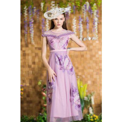 图案外贸服装尾单进货批发渠道 哪里有质量好的女装货源