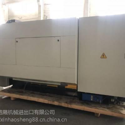出售二手国产沈中CAK110135数控卧式车床