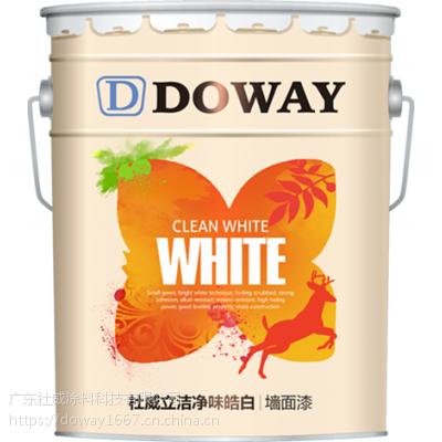 杜威水性涂料防霉墙面漆