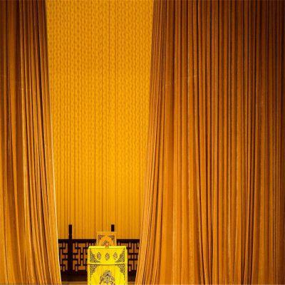 兰州市舞台幕布测量设计甘肃省舞台幕布上门定做批发