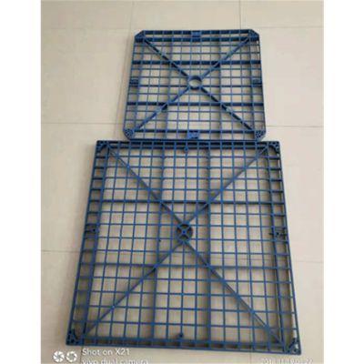 污水塔环保填料 污水池网格填料 沉淀池方孔板 品牌华庆