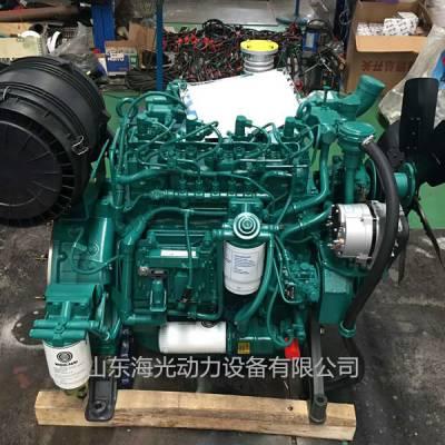 60千瓦潍柴国三泵用柴油机1800转速 高压共轨型号WP4D80E311有环保证