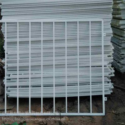 商场施工护栏 基坑隔离栅 电梯门格栅
