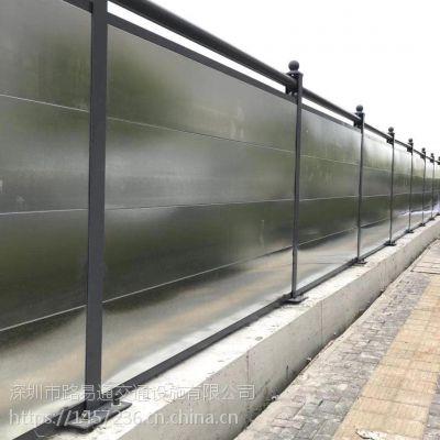 观澜工地施工钢围挡,深圳围挡厂家