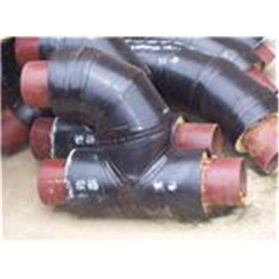 聚氨酯直埋保温异径三通生产厂家
