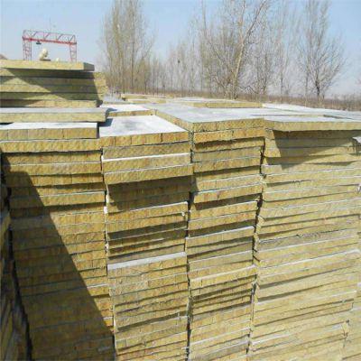 济南市保温用竖丝岩棉复合板9个厚销售报价