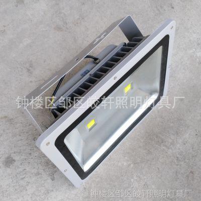 LED高杆灯2*50W背包式加厚料宽支架投光泛光灯户外防水安全牢固