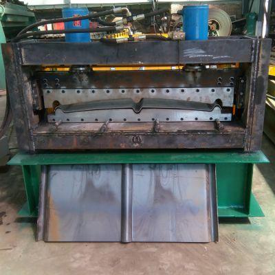 生产销售全自动汽车板成型机 大货车侧箱板压瓦机 集装箱板设备