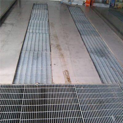 水沟盖板 排水沟盖板多钱 钢格板安装方案