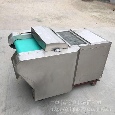 启航白菜切丝机 豆腐切块机价格 咸萝卜切条机