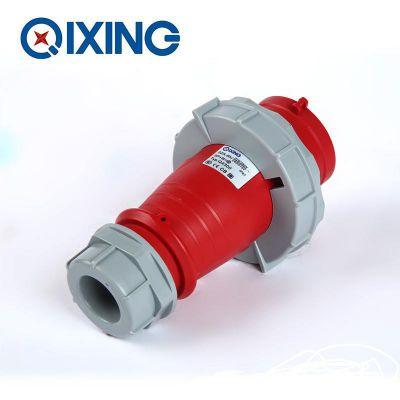 启星QX3005芯32AIP67工业插头有3C认证