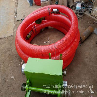 直销小型软管吸粮机 车载便携式粮食输送机