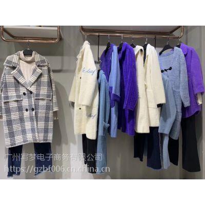 品牌折扣女装货源批发杭州一线品牌服装批发拿货