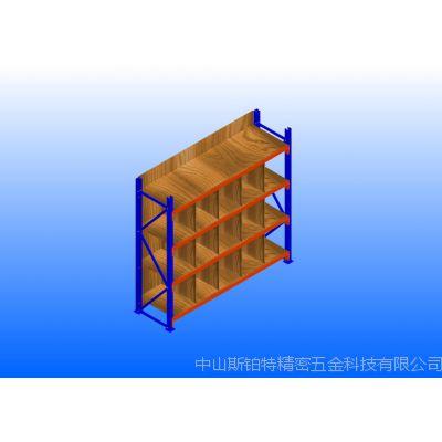 中型双柱层隔木质
