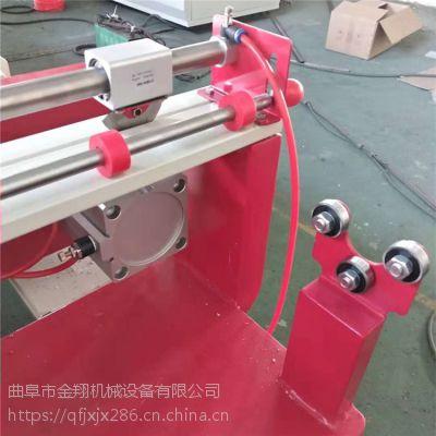 相框工艺门亮光膜真空吸塑机 双工位大铝排加热木门橱柜覆面机
