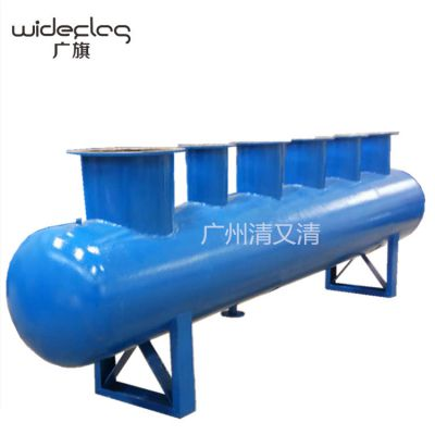 清又清供应不锈钢碳钢分集水器 空调冷却水处理过滤设备