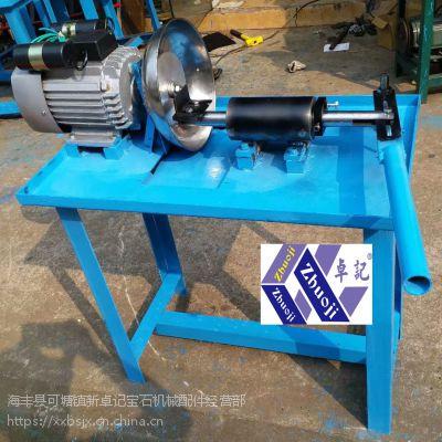 宝玉石加工机械设备-拍平机-压厚度机-压平机