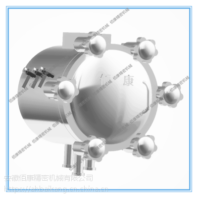 微型旋流器 硫酸铵超细粉洗涤设备