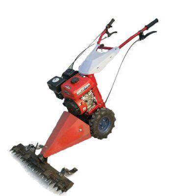 艾草收割机 自走式苜蓿草收割机视频