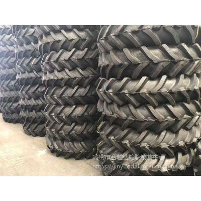 拖拉机轮胎14.9-30R-1人字花纹轮胎14.9-30轮胎