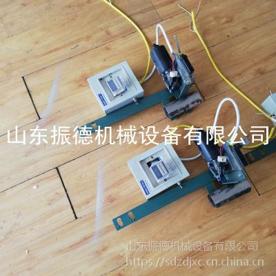 大型米花糖膨化机 振德 十用谷物空心棒膨化机 海参型弯管机 价格