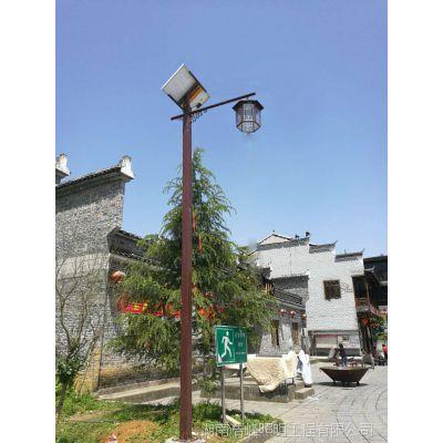 怀化会同锂电池太阳能路灯厂家哪家好浩峰照明 专业的LED路灯生产厂家