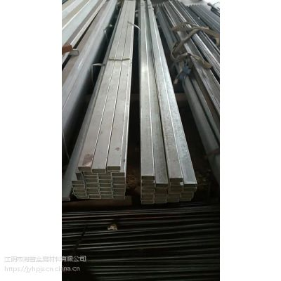 莱钢Q345B方管现货销售,海普金属经销商