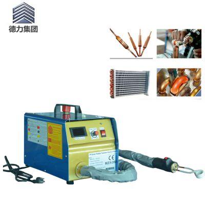 广州手持式铜管对接焊接机 移动铜管钎焊机 新品
