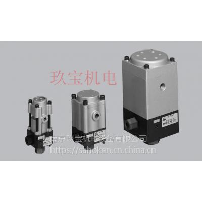 原装日本SR PUMP 自吸泵 SR10012C-A2 南京玖宝销售