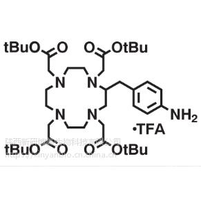p-NH₂-Bn-DOTA-tetra(t-Bu ester),螯合剂