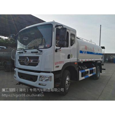 12吨东风D9洒水车市场热销车型