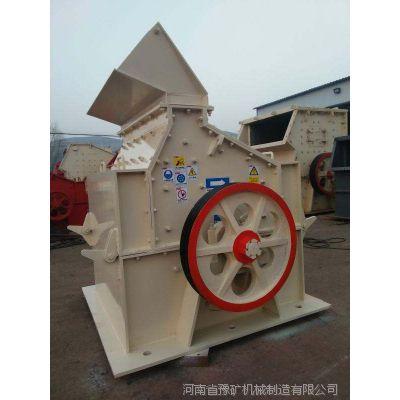 贺州新型可逆式细碎机,细碎石料打砂机规格,方大鹅卵石整形机械