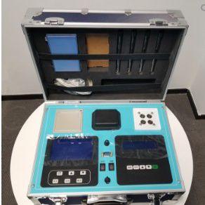 明成CNP(B)型COD,氨氮,总磷三合一水质检测仪(内置锂电池消解一体机)