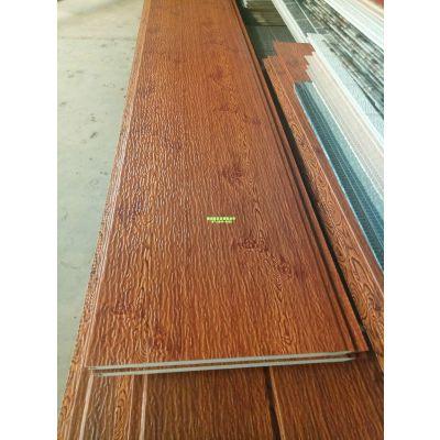 工厂直销外墙保温板金属雕花板保温装饰板聚氨酯保温隔热防火水板
