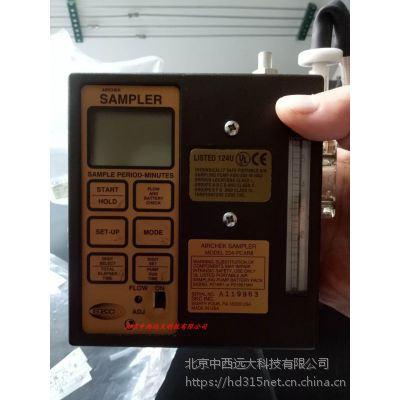 中西 美国SKC采样器 型号:JS40-224-PCXR8KD库号:M400811