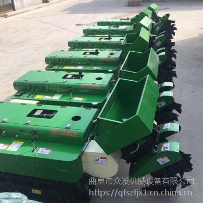 五大功能履带式施肥机 葡萄园苹果园用开沟机 丘陵旋耕设备