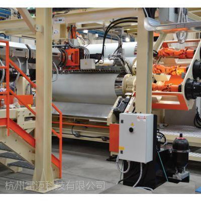 意大利BG PLAST贝杰塑料机械TPU挤出涂覆生产线
