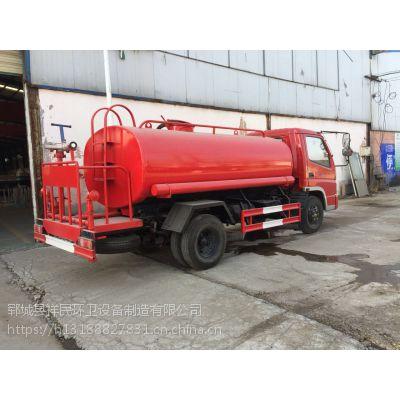 简易洒水消防车 民用小型消防车