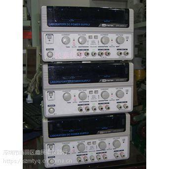 固纬GPS-3030D线性直流电源 二手30V3A DC电源价格