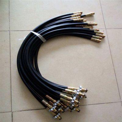 厂家直销工程机械液压胶管材质 煤矿用瓦斯排放胶管规格 加工农机用管 质量好