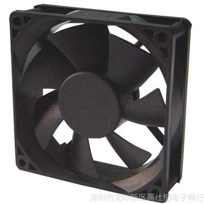 8025含油 8厘米机箱风扇 电源风扇  双头大4P接口 散热风扇 静音