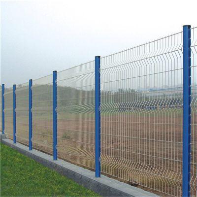 桃型柱围栏网 小区围墙网 小区围墙网厂家