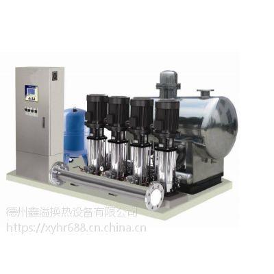 成套变频供水装备 管网叠压变频供水设备 介绍