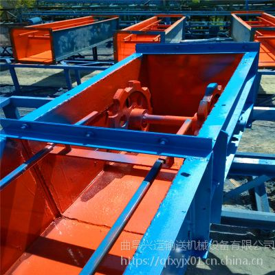 MZ刮板输送机定做量产 自清式刮板输送机