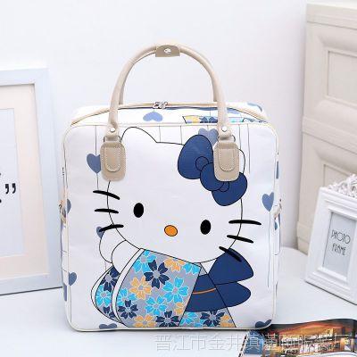 外出出差多款行李带旅行袋手提便携式短途宽带大方短途包大容量方